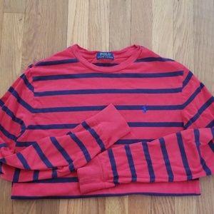 Polo Ralph Lauren boys long sleeved tee